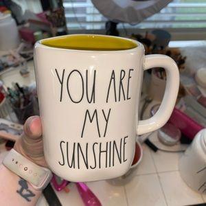 NEW Rae Dunn You Are My Sunshine ☀️ mug